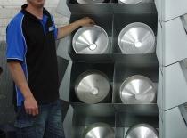 Flumes storage